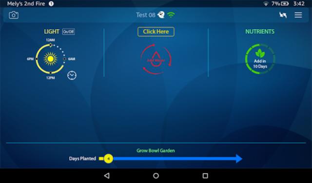 AeroGarden Wi-Fi (Phone) screenshot 7
