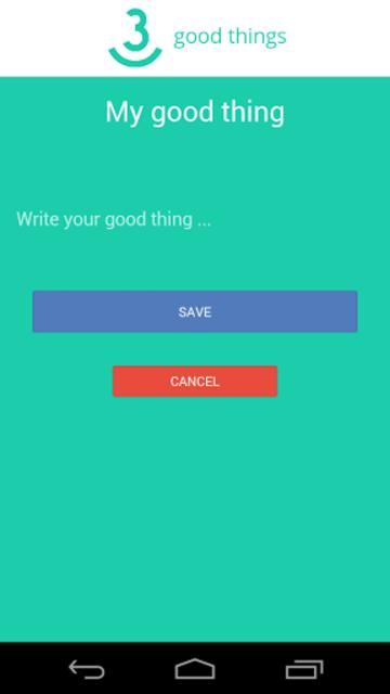 3 good things screenshot 2