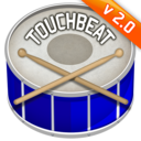 Icon for TouchBeat – Drum Game, Drum Set, Drum Lesson