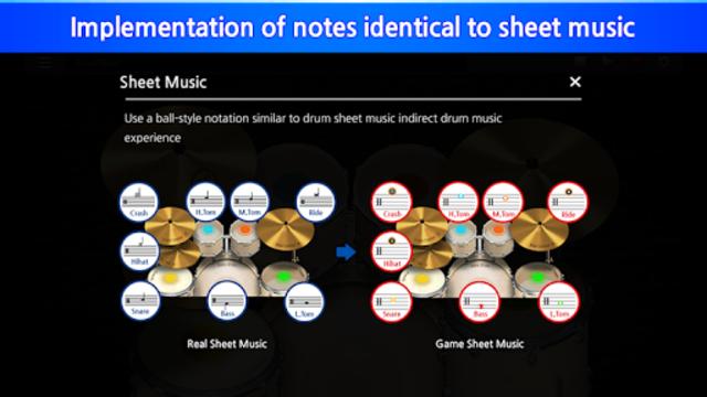 TouchBeat – Drum Game, Drum Set, Drum Lesson screenshot 3