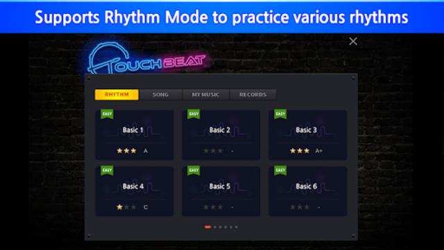 TouchBeat – Drum Game, Drum Set, Drum Lesson screenshot 4