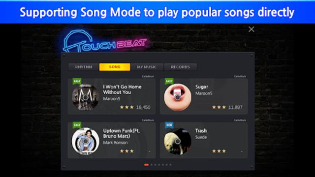 TouchBeat – Drum Game, Drum Set, Drum Lesson screenshot 5