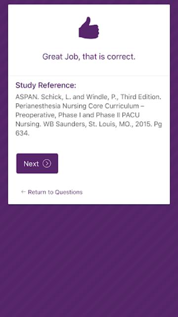 CPAN® / CAPA® Study App II screenshot 5