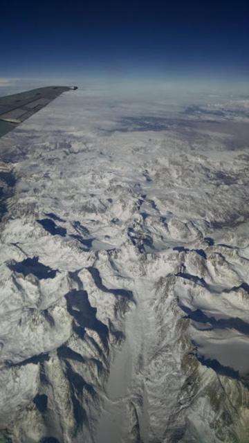 Flyover Country - offline flight tracking screenshot 2