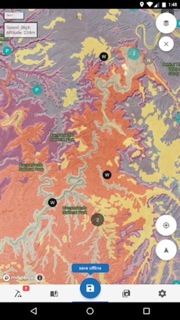 Flyover Country - offline flight tracking screenshot 4