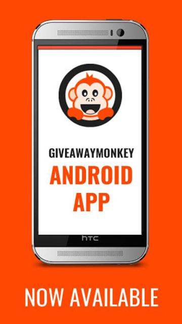 Giveaway Monkey screenshot 1