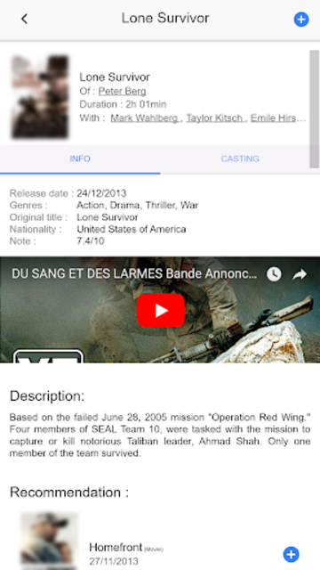 Movie Reminder screenshot 6