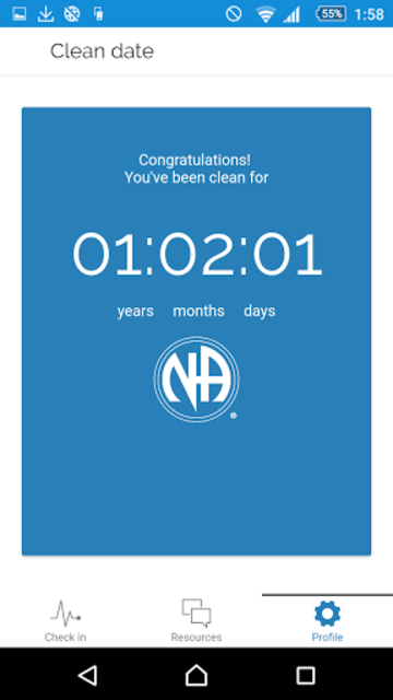 NA Recovery Companion screenshot 3