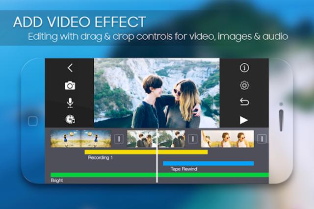 Best Movie Editing – Pro Video Creator screenshot 1
