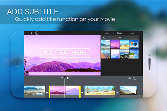 Best Movie Editing – Pro Video Creator screenshot 3