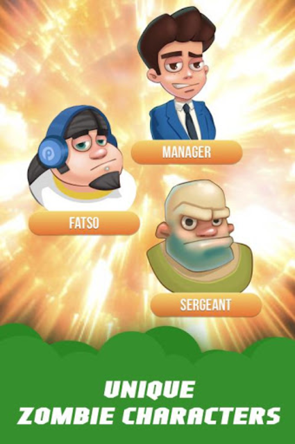 Zombies: Run & Bite screenshot 3