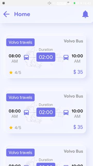 Prokit - Android App UI Design Template Kit screenshot 4