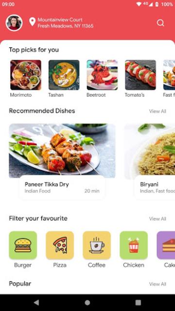 Prokit - Android App UI Design Template Kit screenshot 5