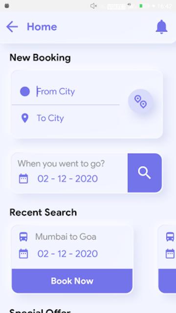 Prokit - Android App UI Design Template Kit screenshot 8