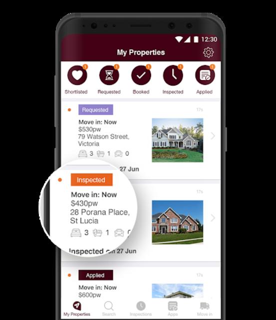 TenantApp Properties For Rent screenshot 1