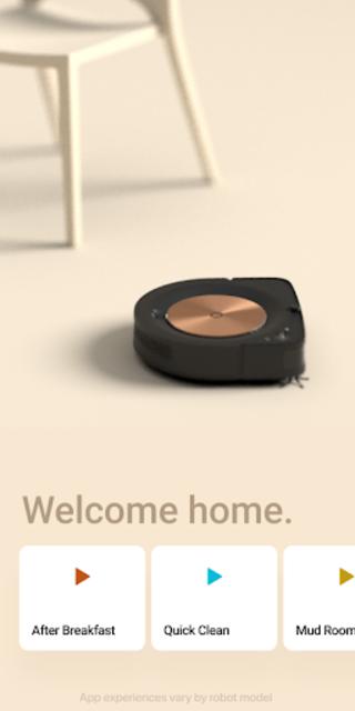 iRobot Home screenshot 1