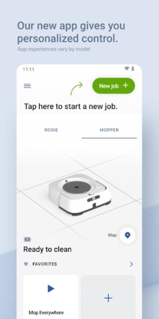 iRobot Home screenshot 2