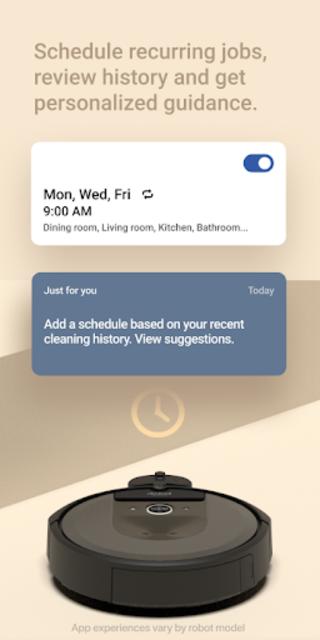 iRobot Home screenshot 3