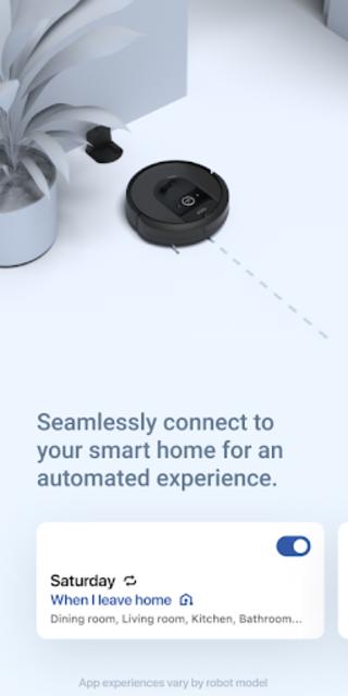 iRobot Home screenshot 7