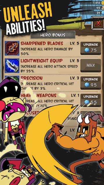 Tower Defense Heroes screenshot 10