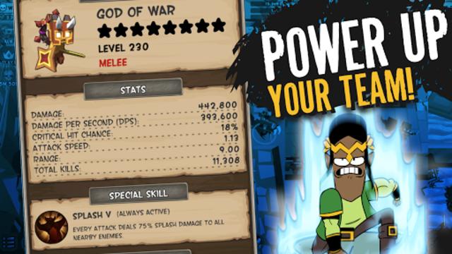 Tower Defense Heroes screenshot 5