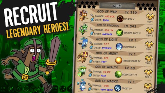 Tower Defense Heroes screenshot 7