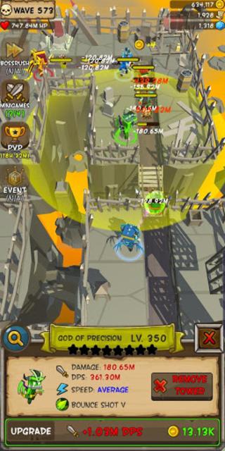 Tower Defense Heroes screenshot 8