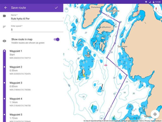 Embark - Marine Charts. GPS navigation for Boating screenshot 20