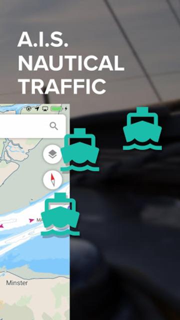 Embark - Marine Charts. GPS navigation for Boating screenshot 5