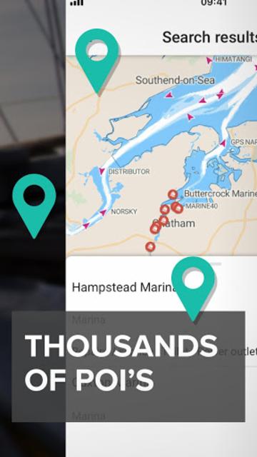 Embark - Marine Charts. GPS navigation for Boating screenshot 6