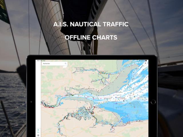 Embark - Marine Charts. GPS navigation for Boating screenshot 8