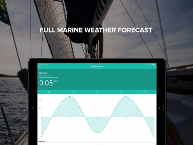 Embark - Marine Charts. GPS navigation for Boating screenshot 9