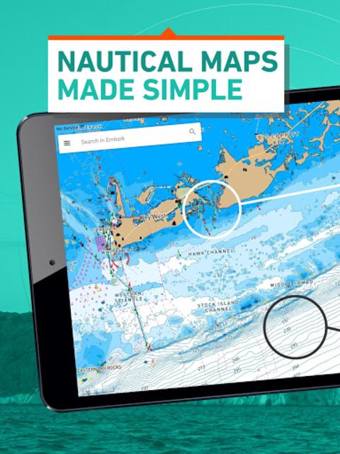 Embark - Marine Charts. GPS navigation for Boating screenshot 17