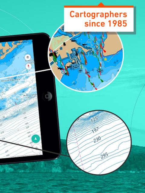 Embark - Marine Charts. GPS navigation for Boating screenshot 18