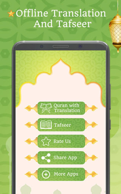 About: Holy Quran Sharif Translation & Tafseer (Google Play