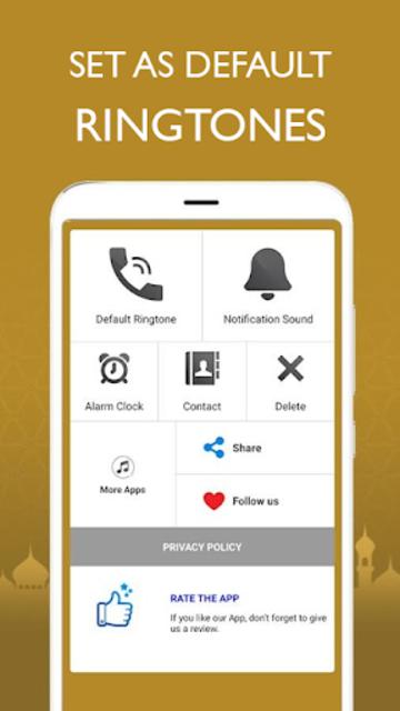 Free Islamic Ringtones 2019 screenshot 3