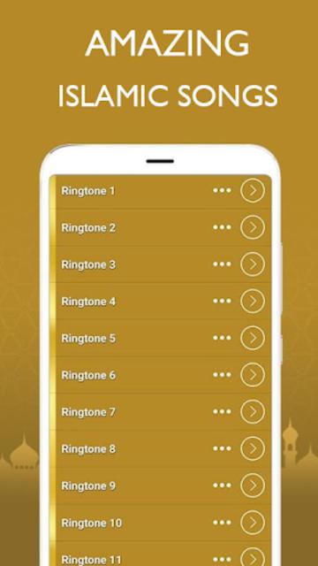 Free Islamic Ringtones 2019 screenshot 5