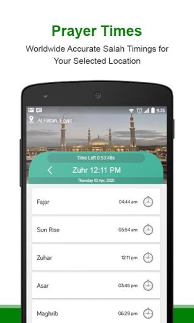 Al Quran Pro - Read Quran Offline, MP3 Quran Full screenshot 4