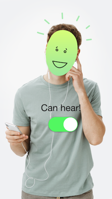 Hearing Aid App for Android screenshot 3