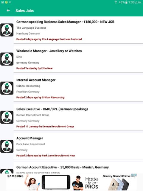 Pakistan Jobs 2020 screenshot 8