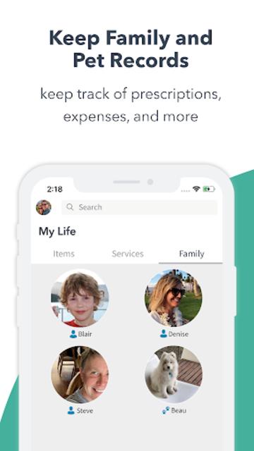 Itemtopia: Home Inventory & Home Organization screenshot 3