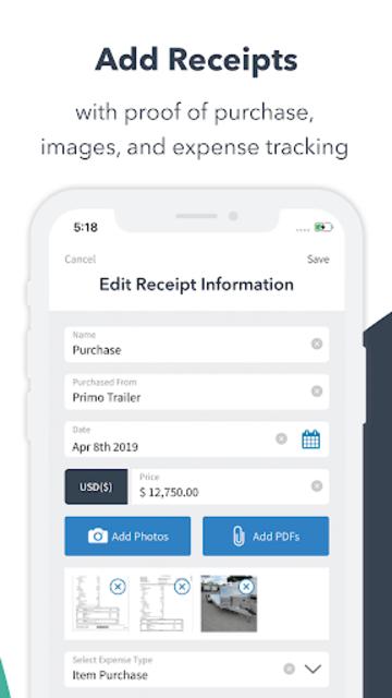 Itemtopia: Home Inventory & Home Organization screenshot 13
