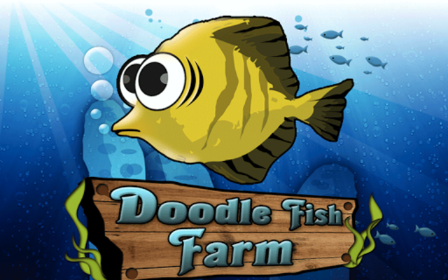 Doodle Fish Farm screenshot 1