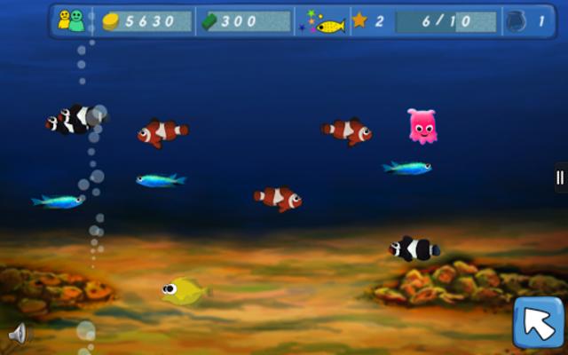 Doodle Fish Farm screenshot 2