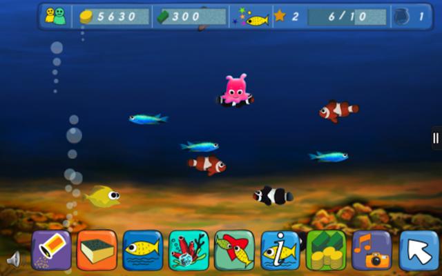Doodle Fish Farm screenshot 3