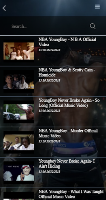 YoungBoy Never Broke Again All Songs screenshot 2