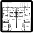 Icon for House Plan Design and Ideas