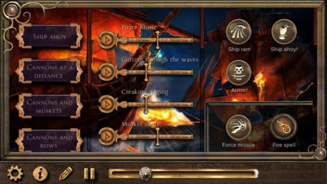 Syrinscape: Tabletop RPG Sound screenshot 1