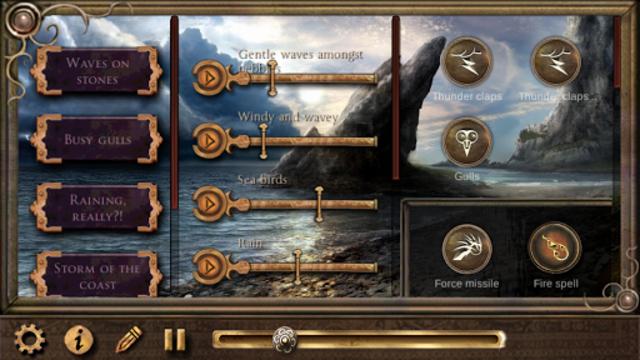 Syrinscape: Tabletop RPG Sound screenshot 2
