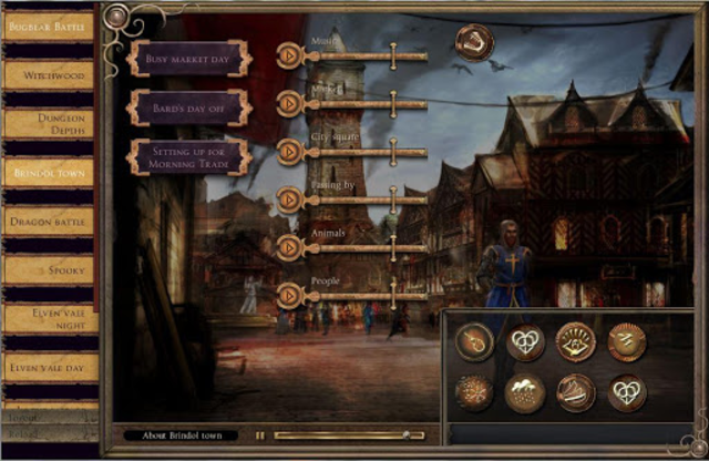 Syrinscape: Tabletop RPG Sound screenshot 3
